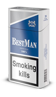 Best Man Original Blue 100s